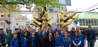 The start of the European Week in Wiesbaden