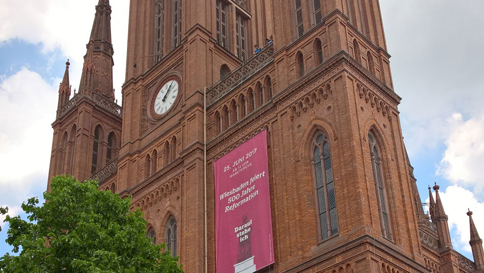 Wiesbaden celebrates 500 years Reformation