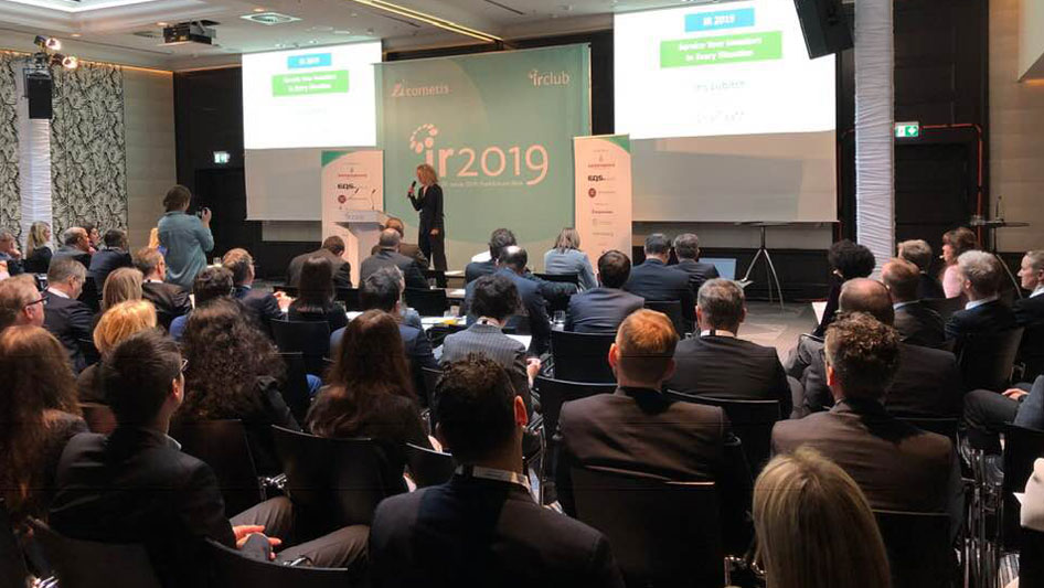 Investors Relations Conference im Frankfurter SOFITEL