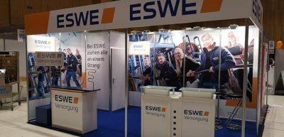 ESWE Versorgung auf der Ausbildungsmesse Wiesbaden im RMCC